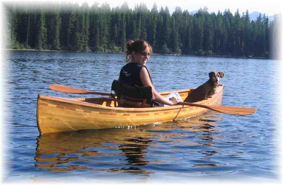 Scott's Boat Works Canoes