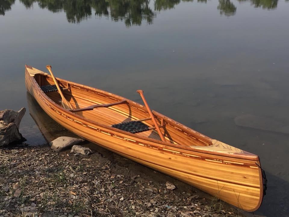 Scotts Boat Works Canoes